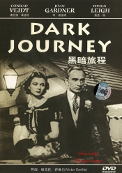Dark Journey (1937) - DVD cover