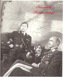 Casablanca (1942), with Claude Rains