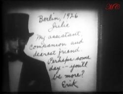 The Last Performance (1929) - screencap by Monique classique