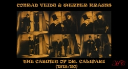 Das Cabinet des Dr. Caligari (1919/20) - screencaps by Monique classique