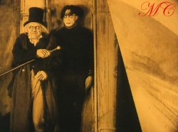 Das Cabinet des Dr. Caligari (1919/20) - screencap by Monique classique
