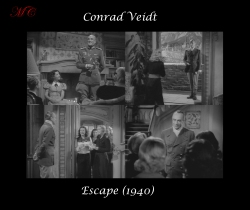 Escape (1940) - screencaps by Monique classique